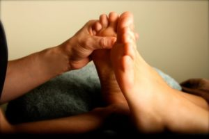 Reflexology-feet